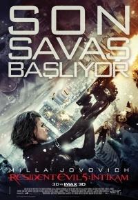 Resident Evil 5: İntikam - Resident Evil: Retribution 2012 HD Türkçe Altyazılı izle