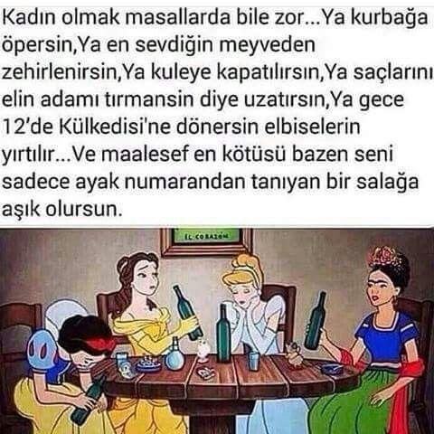 Kadın olmak