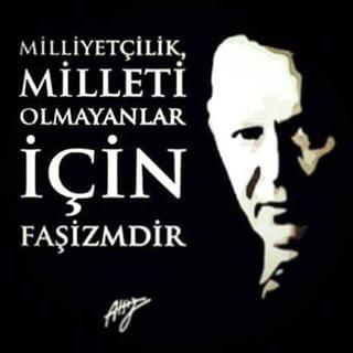 ATSIZ Tanrı Türk'ü Korusun
