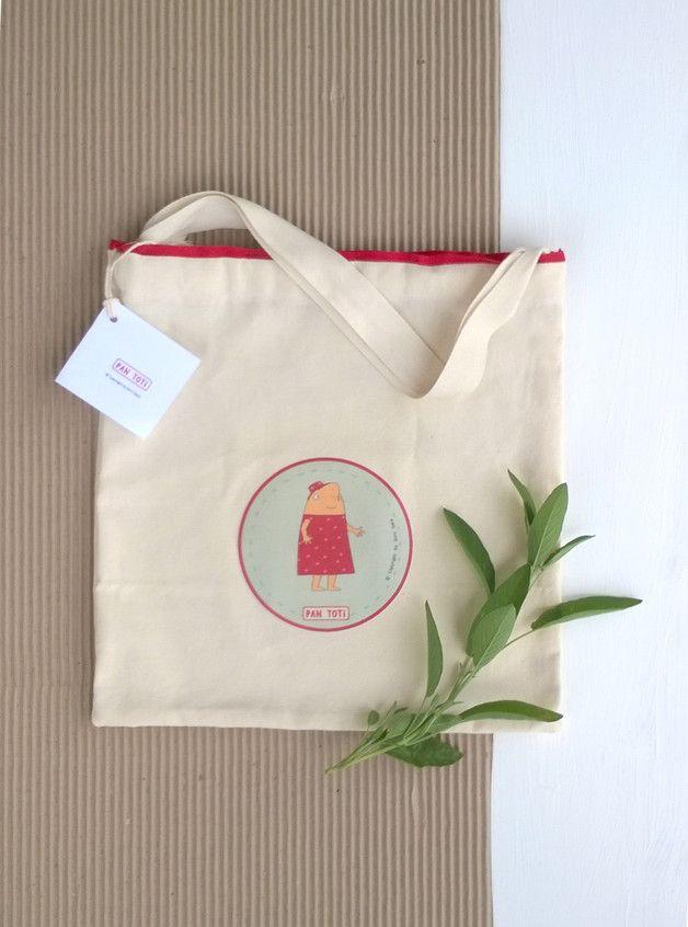 Worek-torba Pan Toti 1 - Pan-Toti-Kolekcja - Pozostałe http://pl.dawanda.com/shop/KolekcjaPanToti