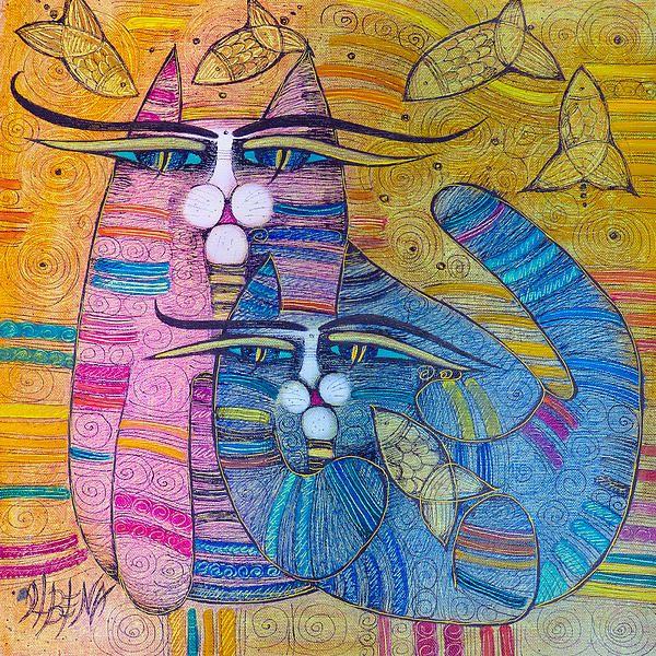 Mummy And Me by Albena Vatcheva