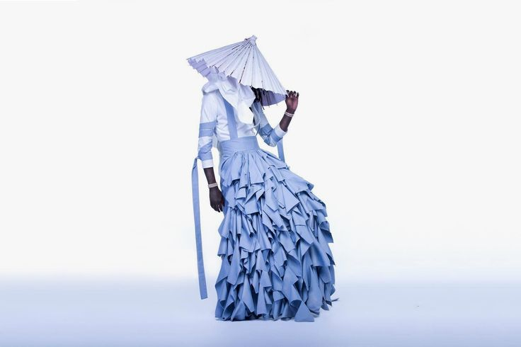 Young Thug Jeffery Periwinkle Dress