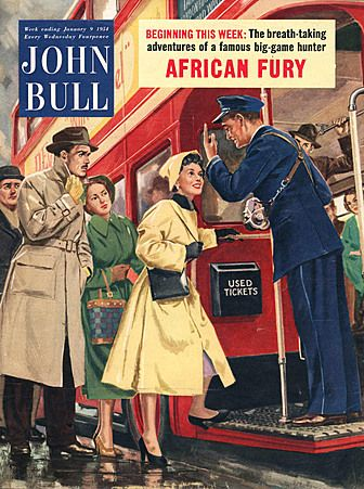 John Bull Magazine Cover Image Courtesy of The Advertising Archives: http://www.advertisingarchives.co.uk