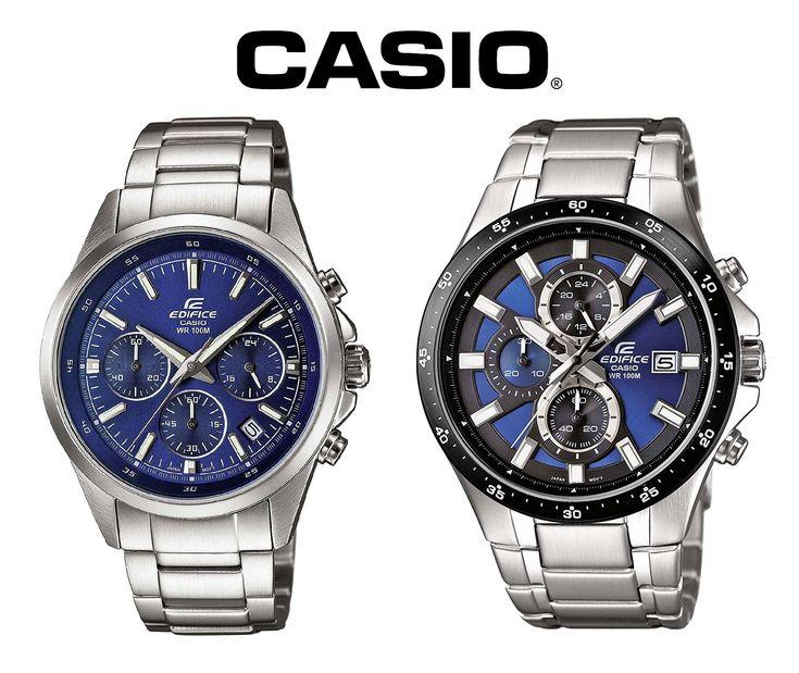 ⌚ Casio Edifice Chronographen ab 77,82€ #uhr #herrenuhr #armbanduhr #casio #chrono #edifice #elegant #watch