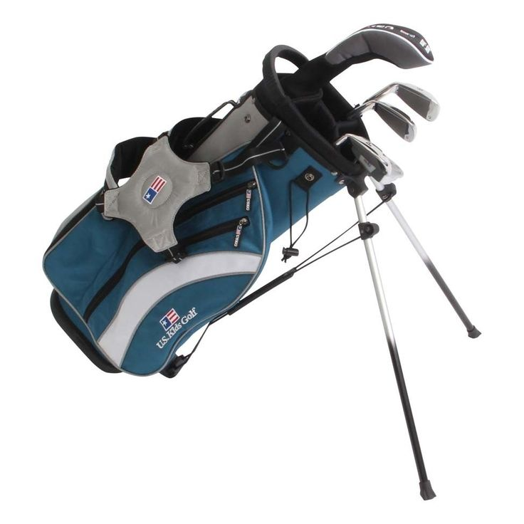 US Kids Golf UltraLight UL48 5 Club Set with Stand Bag - Golf Clubs - Puetz Golf