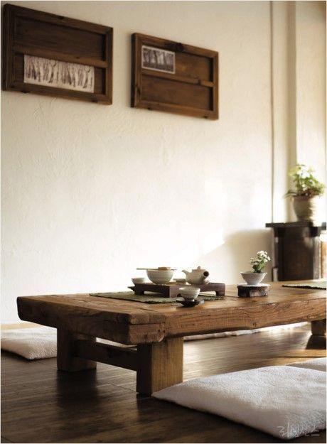 M s de 25 ideas fant sticas sobre mesa japonesa en - Mesas japonesas ...