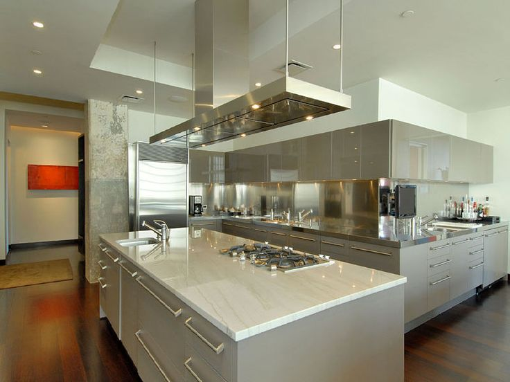 122 best images about big beautiful kitchens on pinterest for New york loft kitchen design