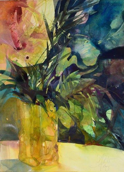 акварели Elke Memmler - Художественные материалы