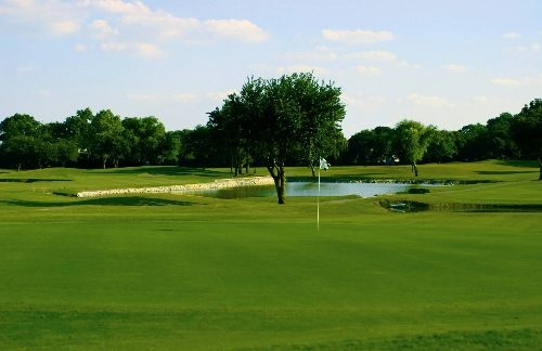 Los Rios Country Club - Plano, TX. Visit http://ezlinks.com/texas for discount golf tee times.
