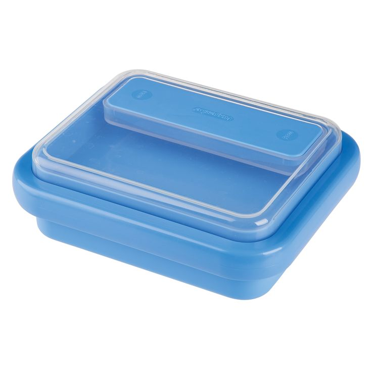 Progressive Prep Solutions On-the-Go Divided Lunch Container