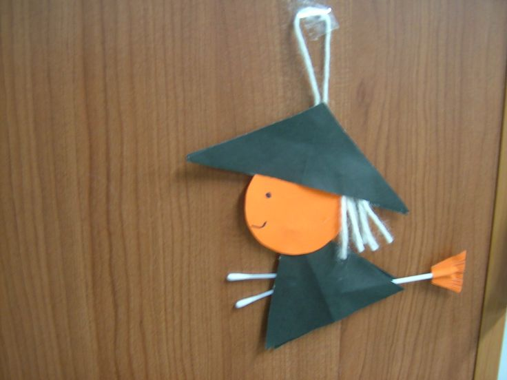 Witches crafts for halloween | Crafts and Worksheets for Preschool,Toddler and Kindergarten