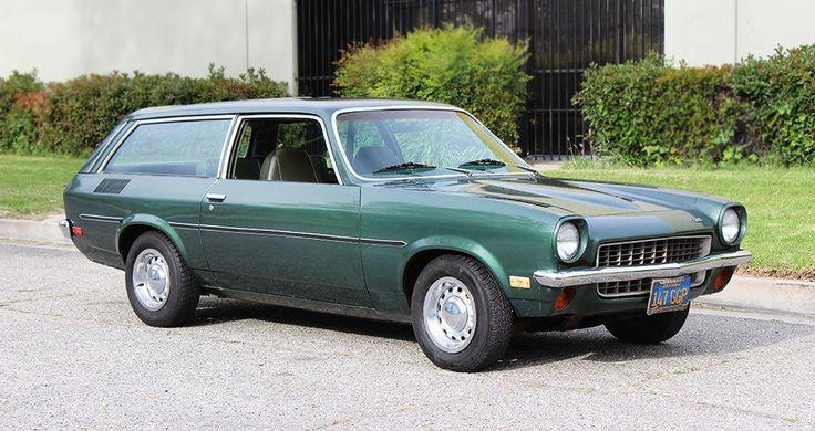 Vega or Pinto? 1972 Chevrolet Vega Kammback - http://barnfinds.com/vega-pinto-1972-chevrolet-vega-kammback/