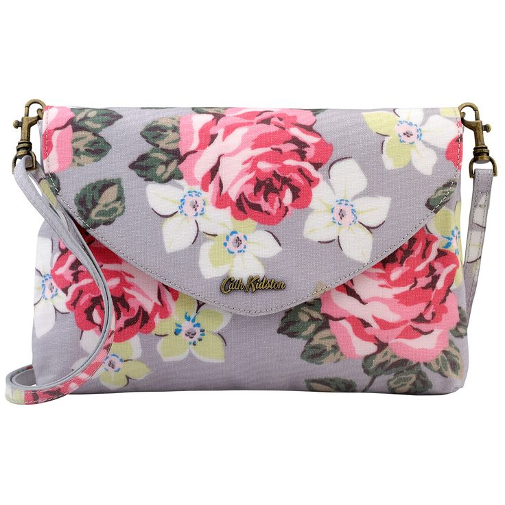 Richmond Rose Embossed Envelope Clutch | Cath Kidston |