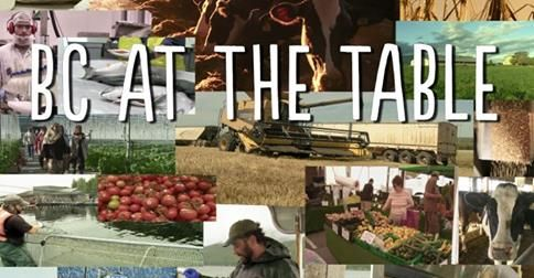 Get an in depth look at where your food comes from with the BC at the Table videos from Must Drink More Milk http://bit.ly/10sjLo8