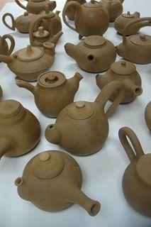 Taller-Escola de Ceramica Ramon Fort  teteres