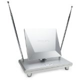 Philips High Performance Amplified Indoor Uhf/Vhf/Fm/HDTV Antenna (Electronics)By Philips
