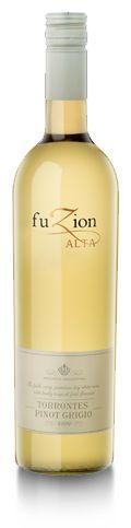 • Fuzion Alta Torrontes Pinot-Grigio •