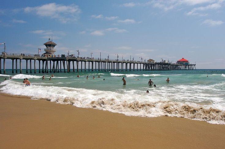 The pier Hunnington Beach, CA