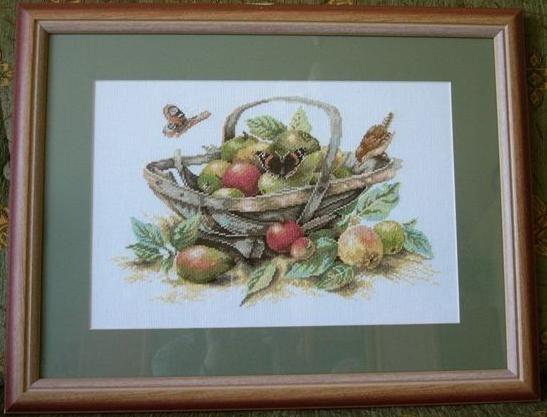 Apple Basket Lanarte 2003r.