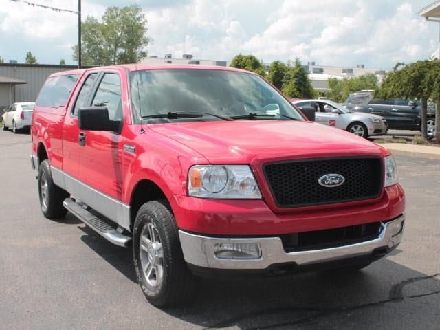 2005 Ford F-150 XLT SuperCab 4WD #LakelandCarCo #Preowned #Ford #inventory
