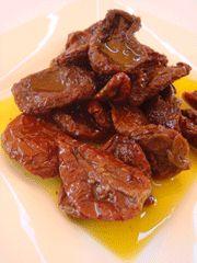 :: ΒΑΓΓΕΛΗΣ ΔΡΙΣΚΑΣ :: the ultimate greek culinary site -sun-dried tomatoes
