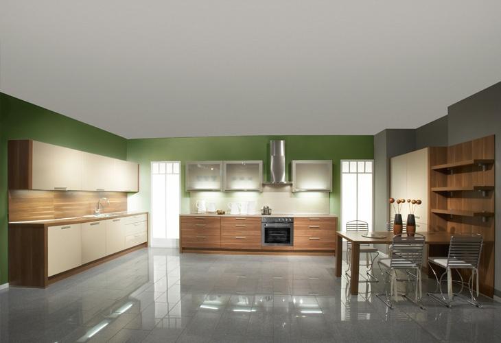 die besten 25 holzk chen ideen auf pinterest betonboden esstisch mit schublade und hohe fenster. Black Bedroom Furniture Sets. Home Design Ideas
