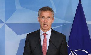 Nato chief says UK staying in the EU is key to fighting terrorism