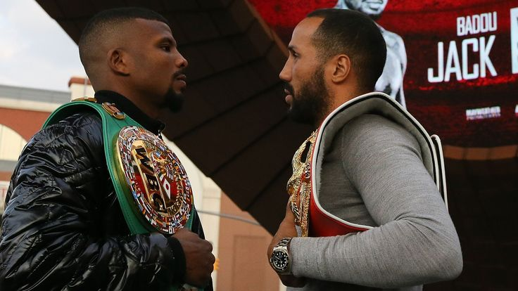 James DeGale v Badou Jack: Briton wants to 'get in the big fights, earn my money and run'    IBF super-middleweight champion James DeGale says financial security is the main motivation for his world title unification bout with Badou Jack.   http://www.bbc.co.uk/sport/boxing/38604206