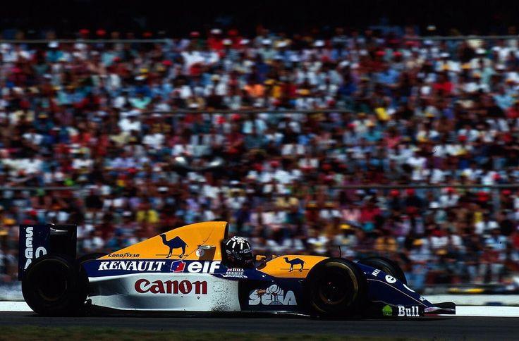 """Olivier Panis / Alain Prost / Jarno Trulli (Gauloises Blondes Prost-Peugeot V10, AP01). 1998. #F1"""