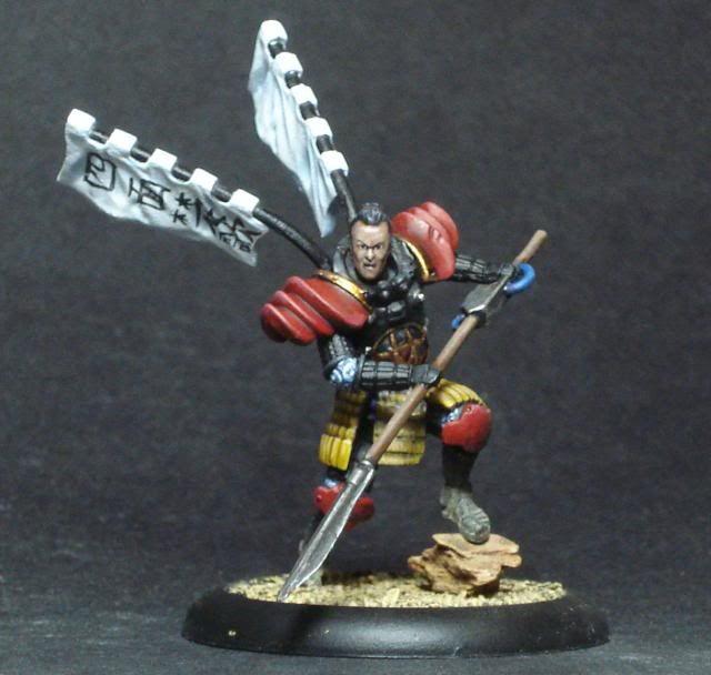Tatsumoto, Héroe de los Tigres Dragón de Mishima