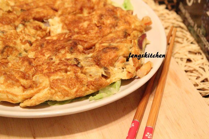 Kitchen Chaos: Egg Foo Yong 芙蓉蛋