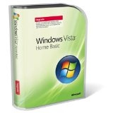 Microsoft Windows Vista Home Basic UPGRADE [DVD] [OLD VERSION] (DVD-ROM)By Microsoft Software