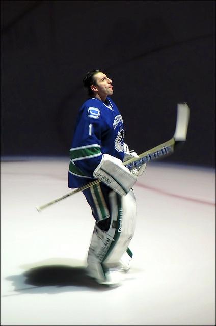 Roberto Loungo - Vancouver Canucks