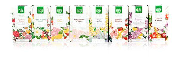 Loose Leaf Tea, Package Design - Jenny Kim