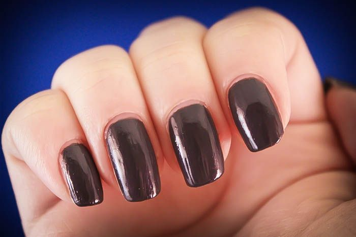 catrice, 200, from dusk to dawn, purple, brown, shimmer, nail polish, nagellak, pinkgraphics.nl