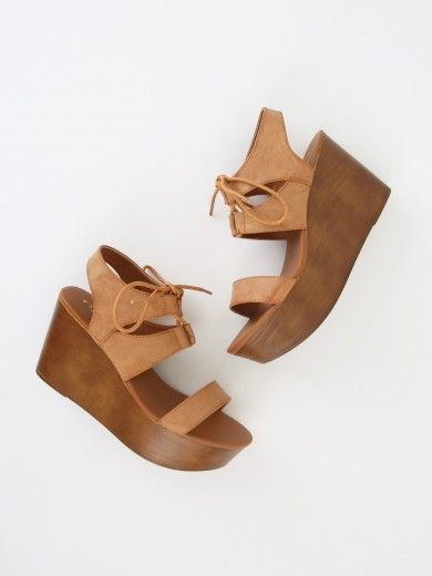 Altar'd State Wake Me Up Wedges