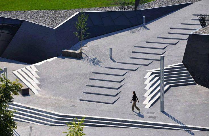 Gefaltete Dachlandschaft Kindertagesstätte Von Dorte: 17 Best Images About Architecture On Pinterest