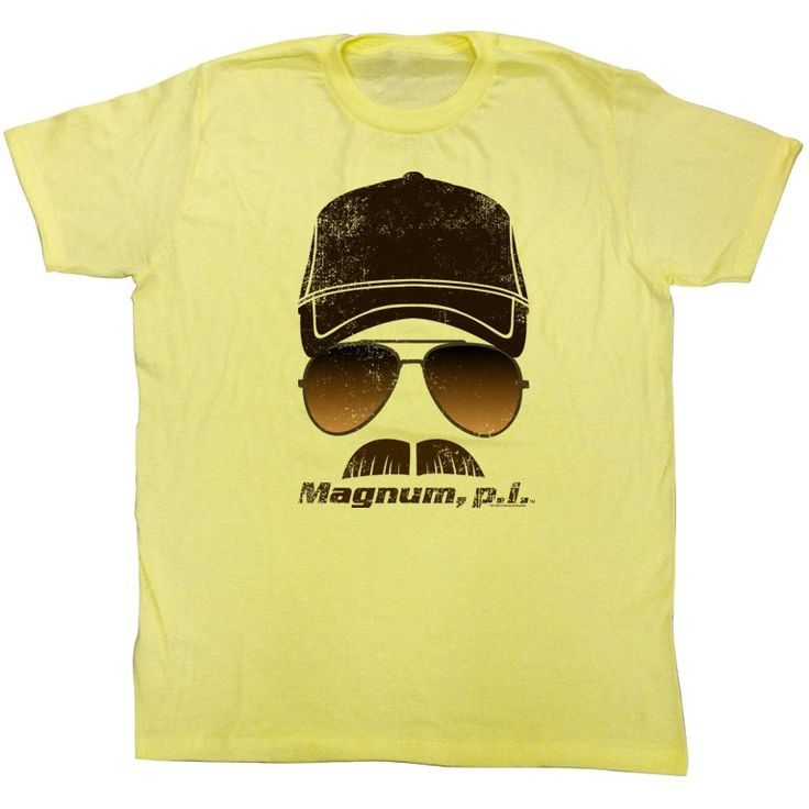 "Checkout our #LicensedGear products FREE SHIPPING + 10% OFF Coupon Code ""Official"" Magnum Pi T-Shirt - Magnum Pi - T-shirt - Price: $24.99. Buy now at https://officiallylicensedgear.com/magnum-pi-t-shirt-mpi546"