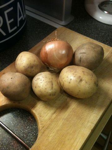Potato Rosti (slimming world)