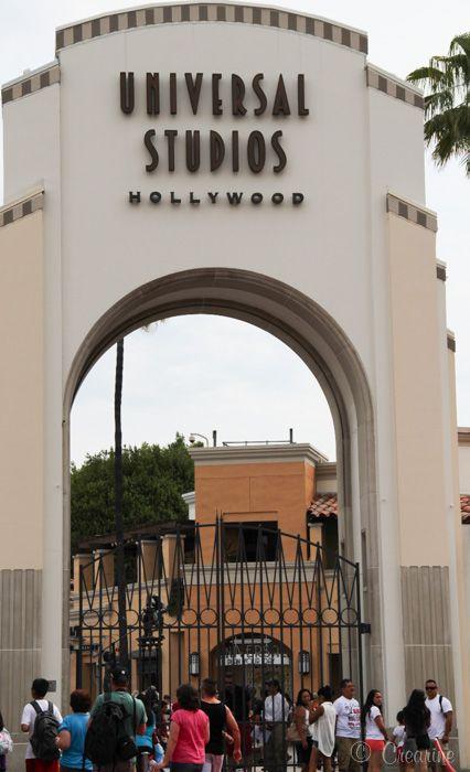 California - Los angeles- Universal Studios
