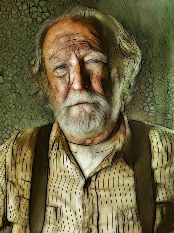 Hershel - The Walking Dead - Roy Pyper