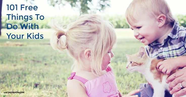 101 Ways To Entertain Your Kids That Don't Involve Screens – Grandparenting Tips