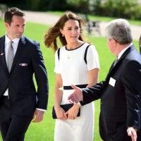 Britain's Kate launches UK America's Cup bid (via AFP) Prince William's wife Kate was on board Tuesday to help launch Olympic sailor Ben Ainslie's bid to win the America's Cup yacht race for Britain. Ainslie, who famously helped Oracle Team USA overturn an 8-1 deficit to win last year's most recent edition…