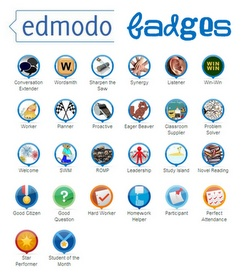 Motivate students with Edmodo badges to get them to leave meaningful and conversation extending comments.