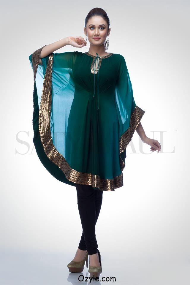 2014 DESIGNER SAREE COLLECTION   Stunning Saree collection 2013 by Satya paul » Ozyle