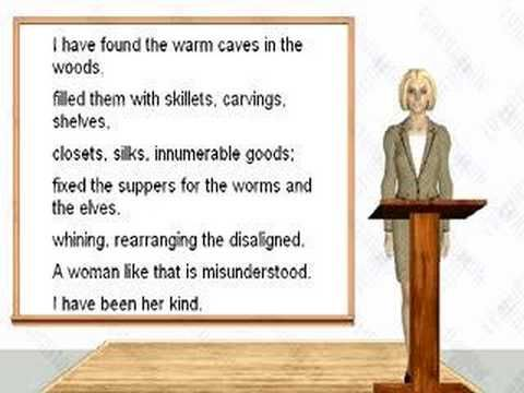 """her kind anne sexton essay Need essay sample on anne sexton's """"her kind"""": an argumentative analysis we will write a cheap essay sample on anne sexton's """"her kind"""": an."""