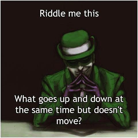 What does one think? Could be a simple answer! See our bio for something special. @mysyfygalaxy13200  #dccomics #riddle #batman #villian #cosplayers #criminal #success #comicbooks #comiccon #wondercon  #batman&robin #supergirl #superman  #batmanvsuperman