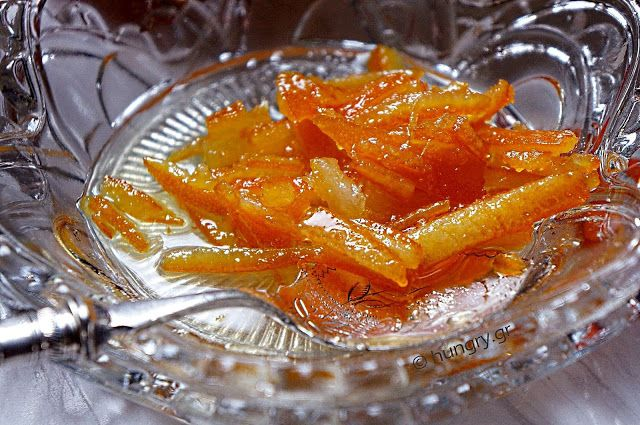 Kitchen Stori.es: Φλούδες Πορτοκαλιού Γλυκό του Κουταλιού