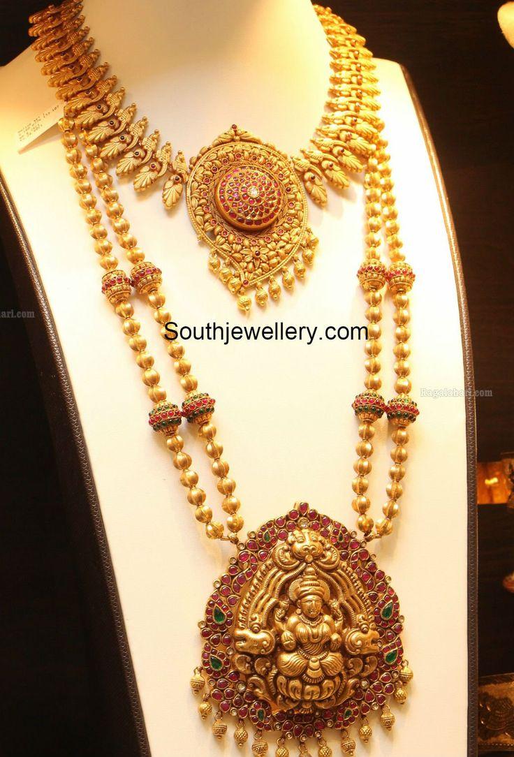 antique_peacock_necklace_gundla_mala.jpg 1,044×1,538 pixels
