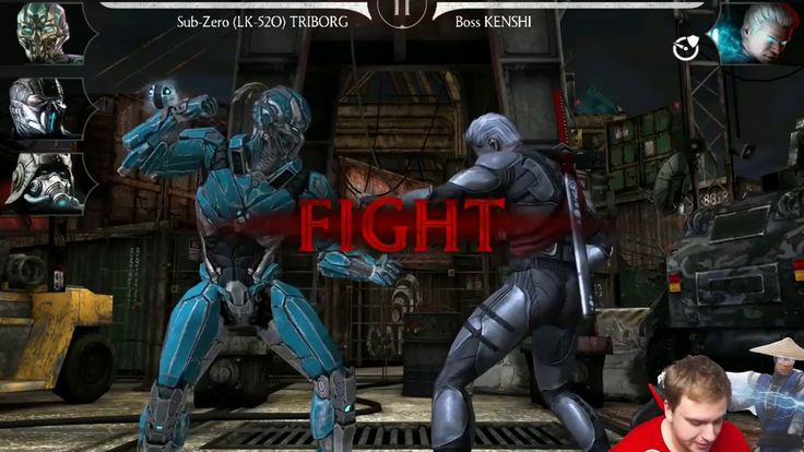 RAGE in Elder God Kenshi Challenge in MKX Mobile EPIC BOSS BATTLE - Bug6d Experience the over-the-top visceral fighting of MORTAL KOMBAT X ! Experience the over-the-top visceral fighting of MORTAL KOMBAT X! Bring the power of next-gen gaming to your mobile and tablet device with this visually groundbreaking fighting and card collection game.  Assemble an elite team of Mortal Kombat warriors and prove yourself in the greatest fighting tournament on Earth.  BRUTAL 3 v 3 KOMBAT  Create your own…